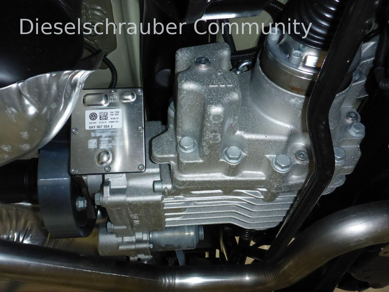 Haldex 214 Lwechsel Dieselschrauber Community