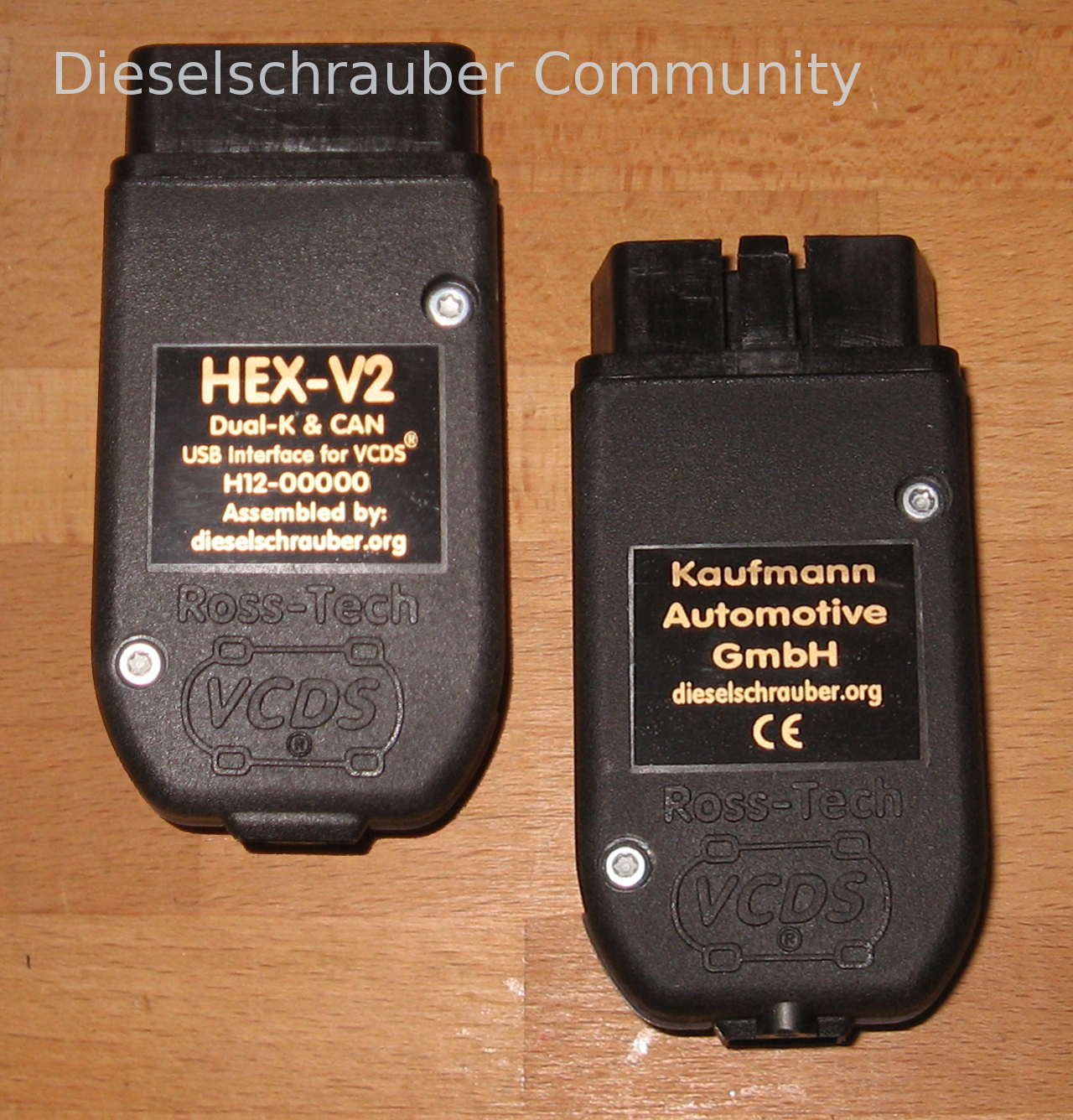 HEX-V2 - neue Diagnosehardware für VCDS: Dieselschrauber