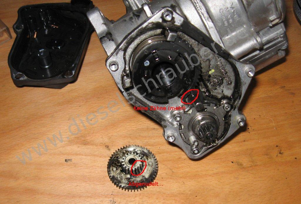 2 0 Tdi Bre Motor Ventil F 252 R Agr Defekt Dieselschrauber