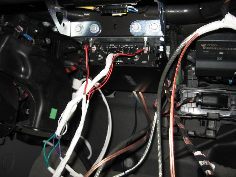 soundsystem mmi basic audi a6 4f bis kw35 2008 aufr sten. Black Bedroom Furniture Sets. Home Design Ideas