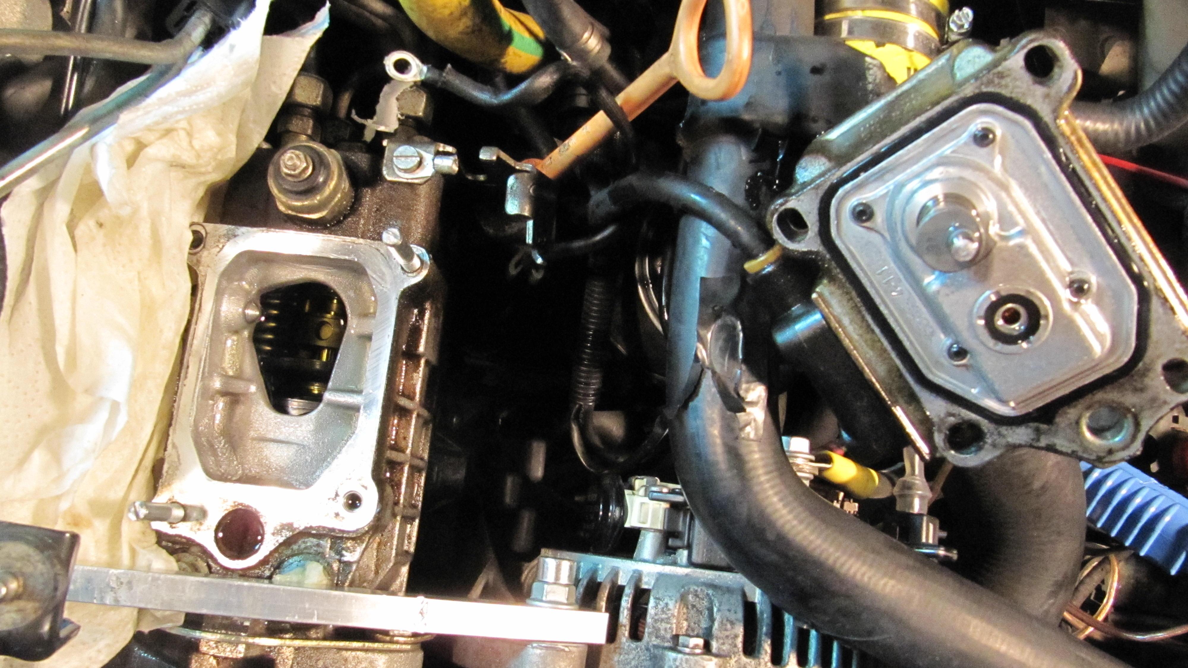 Abdichten Des Msw Einer Vp37 In Eingebauten Zustand Dieselschrauber Community