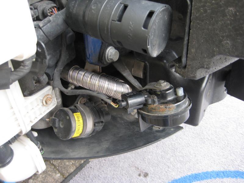 Abgasrohr Standheizung Dieselschrauber Community