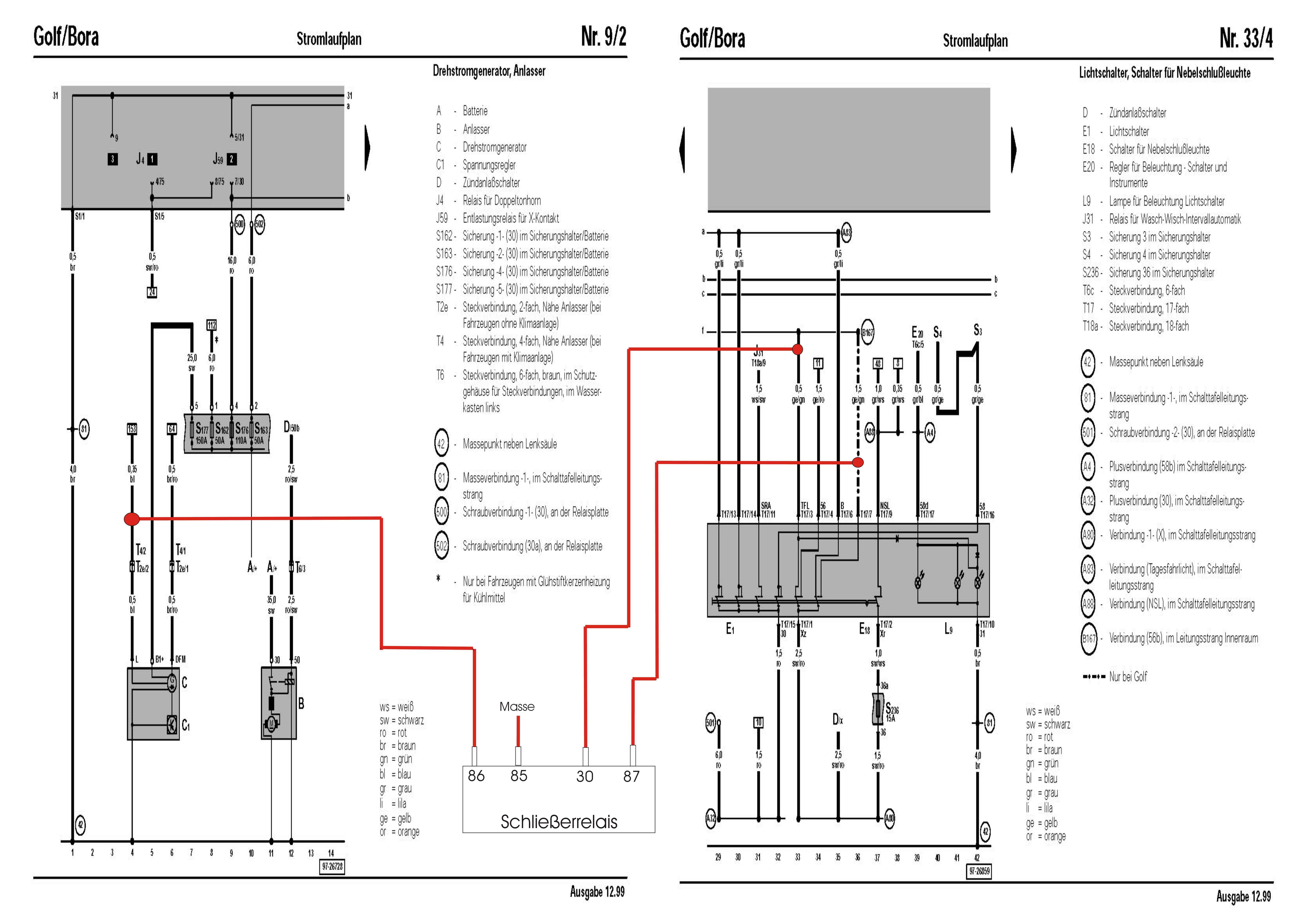 Großartig Schaltplan Des Lichtschalters 3 Fotos - Der Schaltplan ...