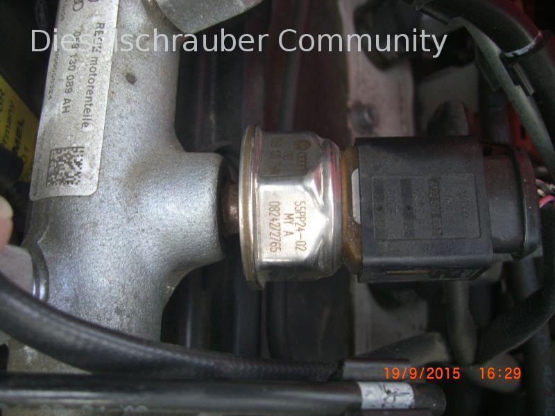 A6 3 0 Tdi Commonrail Druck Zu Gering Dieselschrauber