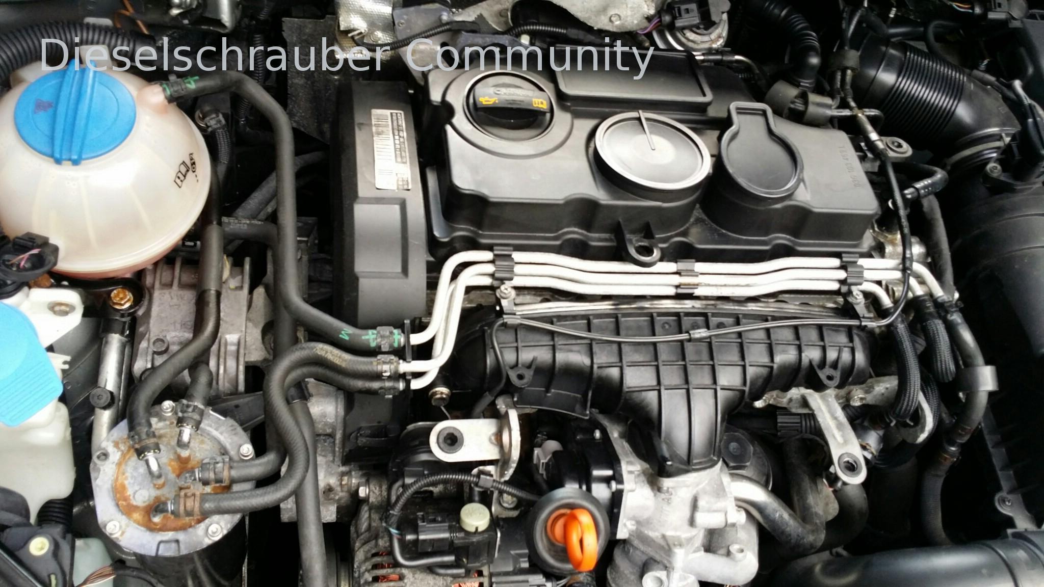 schleichender tod eines turbodiesels vw passat variant 2 0 dieselschrauber community. Black Bedroom Furniture Sets. Home Design Ideas